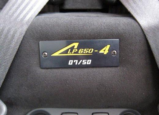 Lamborghini Murcielago Roadster LP650-4 Grigio Telesto by Office-K - Foto 9 di 24