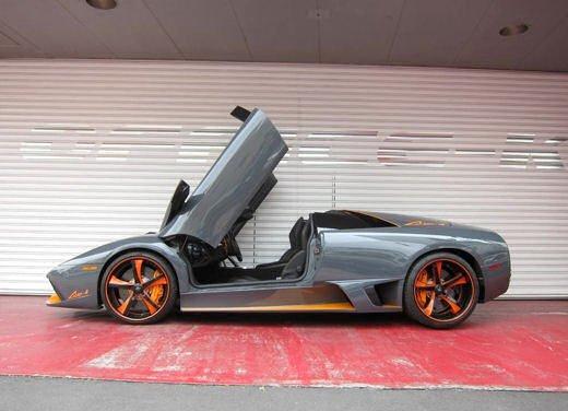 Lamborghini Murcielago Roadster LP650-4 Grigio Telesto by Office-K - Foto 13 di 24