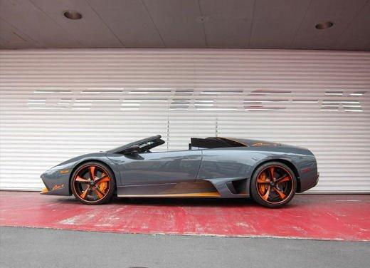 Lamborghini Murcielago Roadster LP650-4 Grigio Telesto by Office-K - Foto 14 di 24