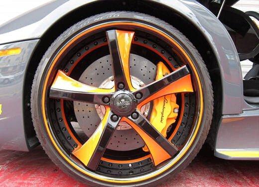 Lamborghini Murcielago Roadster LP650-4 Grigio Telesto by Office-K - Foto 17 di 24