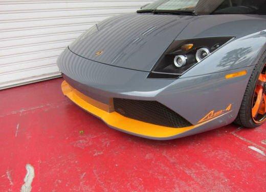 Lamborghini Murcielago Roadster LP650-4 Grigio Telesto by Office-K - Foto 19 di 24