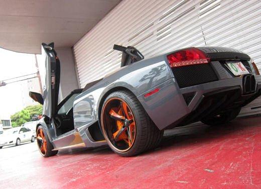 Lamborghini Murcielago Roadster LP650-4 Grigio Telesto by Office-K - Foto 22 di 24