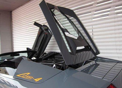 Lamborghini Murcielago Roadster LP650-4 Grigio Telesto by Office-K - Foto 4 di 24