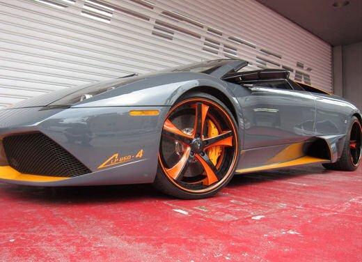 Lamborghini Murcielago Roadster LP650-4 Grigio Telesto by Office-K - Foto 5 di 24
