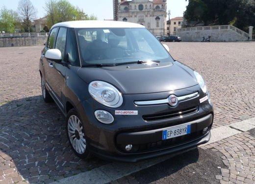 Fiat 500L in promozione a 14.950 euro - Foto 10 di 31