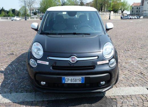 Fiat 500L, prestazioni e consumi del motore due cilindri a benzina