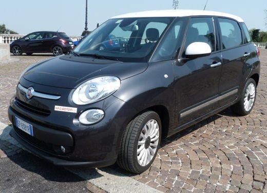 Fiat 500L in promozione a 14.950 euro