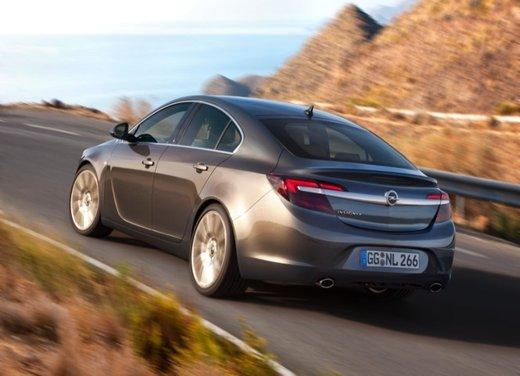 Opel Insignia con myOpel Manual - Foto 4 di 10