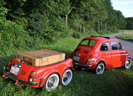 Fiat 500, tutte le foto più belle e bizzarre della mitica citycar torinese