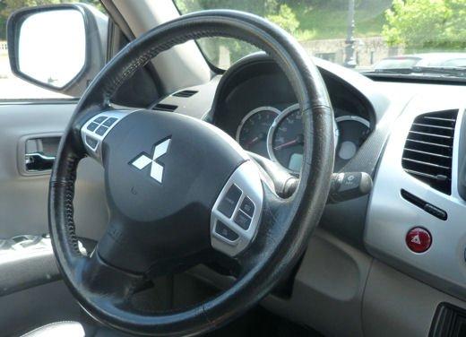 Mitsubishi L200: prova su strada del pick up estremo - Foto 5 di 27