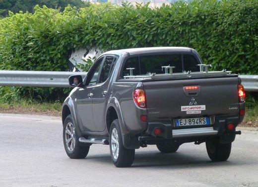 Mitsubishi L200: prova su strada del pick up estremo - Foto 13 di 27