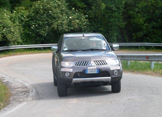 Mitsubishi L200: prova su strada del pick up estremo - Foto 15 di 27