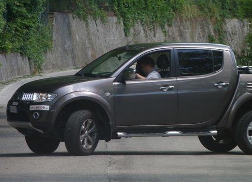 Mitsubishi L200: prova su strada del pick up estremo - Foto 17 di 27