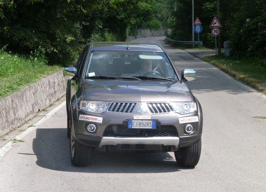 Mitsubishi L200: prova su strada del pick up estremo - Foto 20 di 27