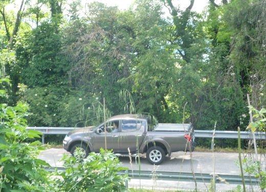 Mitsubishi L200: prova su strada del pick up estremo - Foto 23 di 27