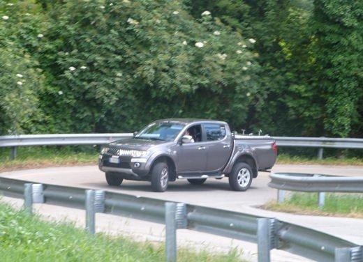 Mitsubishi L200: prova su strada del pick up estremo - Foto 24 di 27