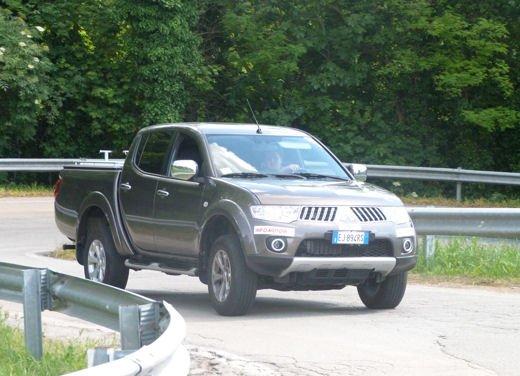 Mitsubishi L200: prova su strada del pick up estremo - Foto 25 di 27