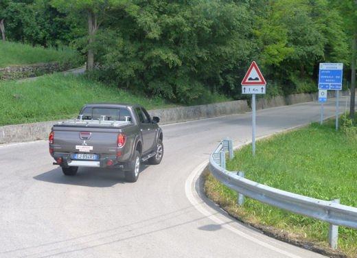 Mitsubishi L200: prova su strada del pick up estremo - Foto 27 di 27