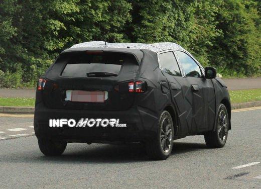 Nissan Qashqai prime foto spia del crossover giapponese - Foto 3 di 18