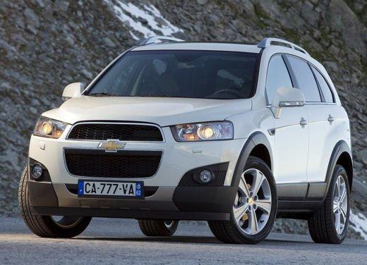 Chevrolet lascia il mercato auto Europa a fine 2015