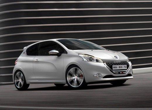 Peugeot 208 in promozione al prezzo di 9.950 euro