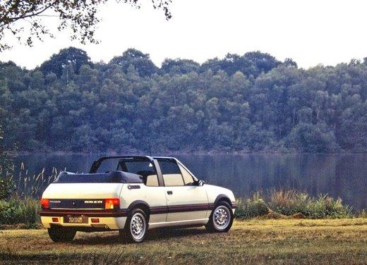 Peugeot 205, una storia lunga 30 anni - Foto 4 di 6