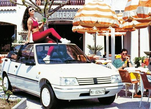 Peugeot 205, una storia lunga 30 anni - Foto 5 di 6