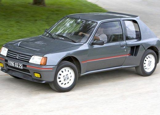 Peugeot 205, una storia lunga 30 anni - Foto 6 di 6