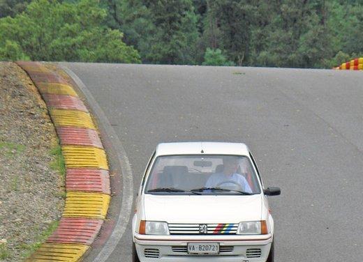 Peugeot 205, una storia lunga 30 anni - Foto 1 di 6