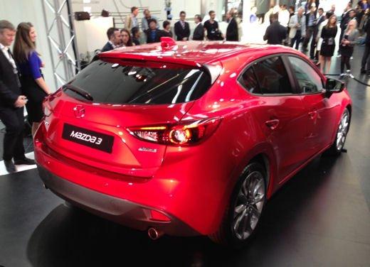 Mazda3 in promozione a 16.500 euro anche senza rottamazione - Foto 3 di 16