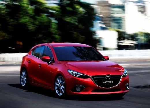 Nuova Mazda3 arriva a settembre