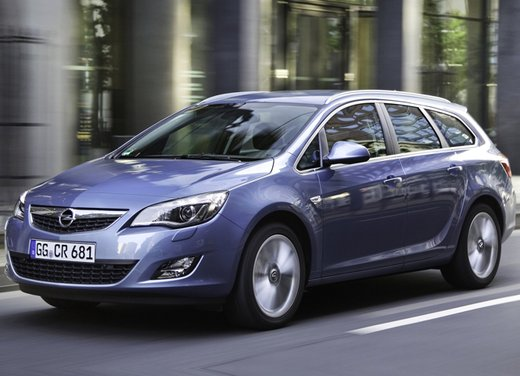 Opel Astra Sports Tourer GPL