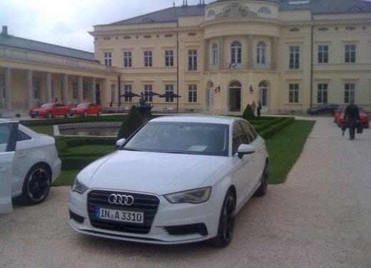Audi A3 Sedan al via le vendite della A3 berlina, prezzo da 29.400 euro - Foto 12 di 25