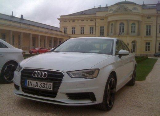 Audi A3 Sedan al via le vendite della A3 berlina, prezzo da 29.400 euro - Foto 13 di 25