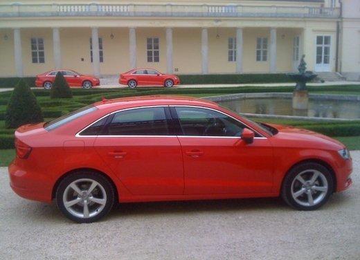 Audi A3 Sedan al via le vendite della A3 berlina, prezzo da 29.400 euro - Foto 14 di 25