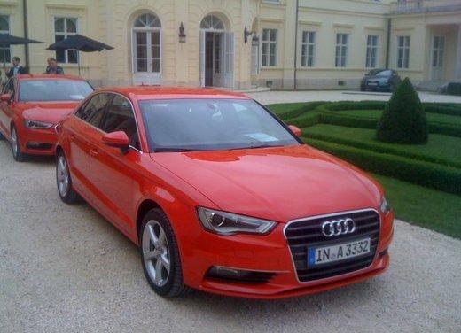 Audi A3 Sedan al via le vendite della A3 berlina, prezzo da 29.400 euro - Foto 15 di 25
