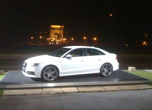Audi A3 Sedan al via le vendite della A3 berlina, prezzo da 29.400 euro - Foto 16 di 25