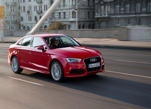 Audi A3 Sedan al via le vendite della A3 berlina, prezzo da 29.400 euro
