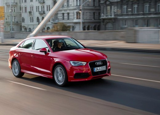 Audi A3 Sedan al via le vendite della A3 berlina, prezzo da 29.400 euro - Foto 17 di 25