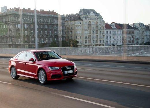 Audi A3 Sedan al via le vendite della A3 berlina, prezzo da 29.400 euro - Foto 18 di 25