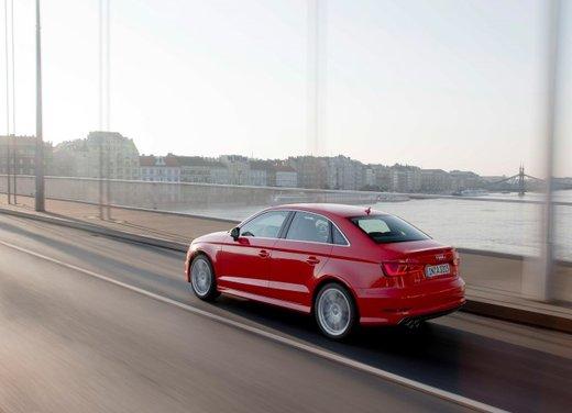 Audi A3 Sedan al via le vendite della A3 berlina, prezzo da 29.400 euro - Foto 19 di 25