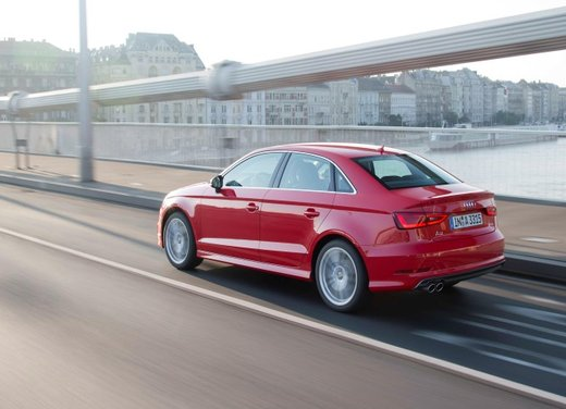 Audi A3 Sedan al via le vendite della A3 berlina, prezzo da 29.400 euro - Foto 20 di 25