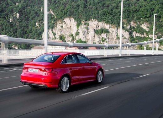 Audi A3 Sedan al via le vendite della A3 berlina, prezzo da 29.400 euro - Foto 21 di 25