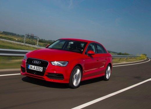 Audi A3 Sedan al via le vendite della A3 berlina, prezzo da 29.400 euro - Foto 22 di 25