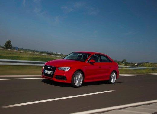 Audi A3 Sedan al via le vendite della A3 berlina, prezzo da 29.400 euro - Foto 23 di 25