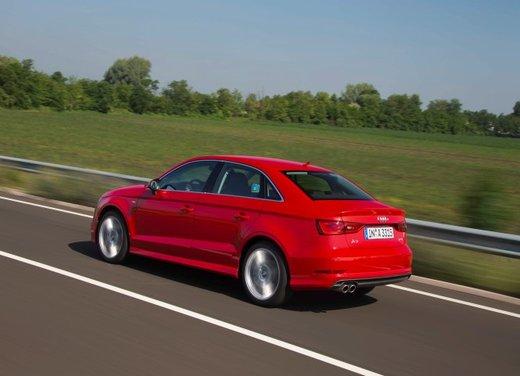 Audi A3 Sedan al via le vendite della A3 berlina, prezzo da 29.400 euro - Foto 24 di 25