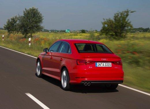 Audi A3 Sedan al via le vendite della A3 berlina, prezzo da 29.400 euro - Foto 25 di 25