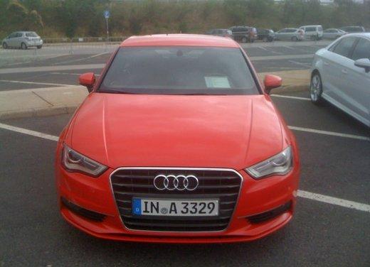 Audi A3 Sedan al via le vendite della A3 berlina, prezzo da 29.400 euro - Foto 3 di 25