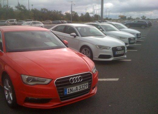 Audi A3 Sedan al via le vendite della A3 berlina, prezzo da 29.400 euro - Foto 4 di 25