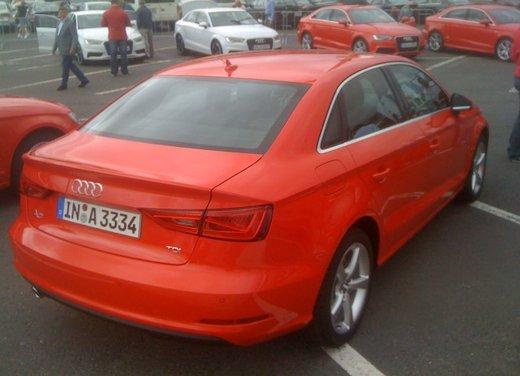 Audi A3 Sedan al via le vendite della A3 berlina, prezzo da 29.400 euro - Foto 5 di 25